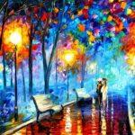 Peran Warna dalam Lukisan