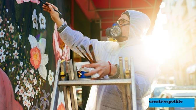 Cara Menggambar Graffiti Untuk Pemula