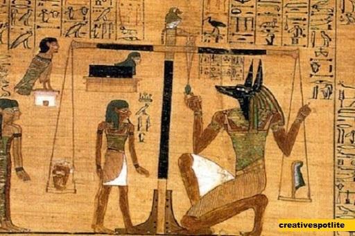 Belajar seni : Bahan dan Teknik Dalam seni Mesir kuno