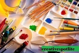 Panduan Menjadi Pelukis Profesional : Alat Lukis dan Fungsinya